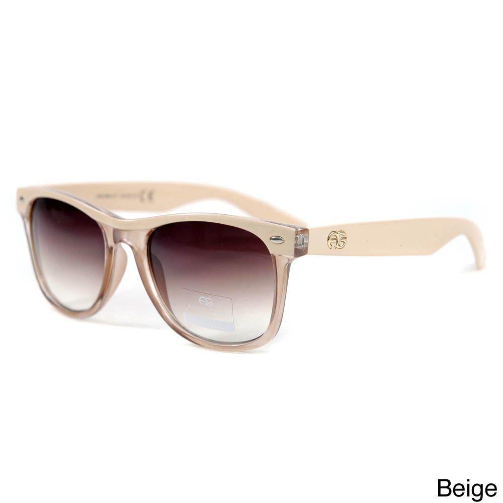 42a43c5983 Anais Gvani Plastic Retro Frame Sunglasses