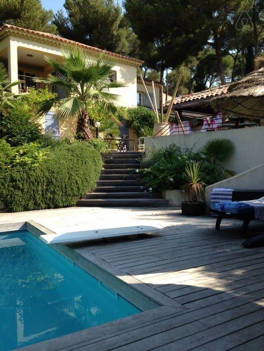 Regardez ce logement incroyable sur Airbnb  Grand Appartement avec - maison de vacances a louer avec piscine