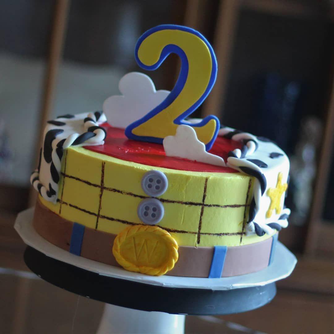 Happy 2nd Birthday Zachary! #yespleasecupcakes #toystory