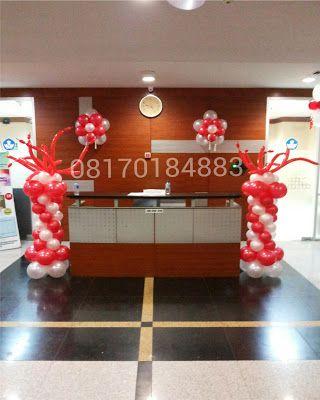 balon dekorasi murah: jual balon dekorasi / jasa dekorasi