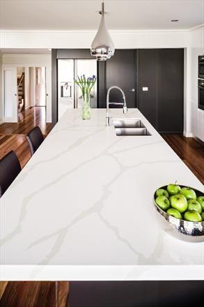 Residential Gallery : Gallery : Quantum Quartz, Natural Stone Australia, Kitchen  Benchtops, Quartz