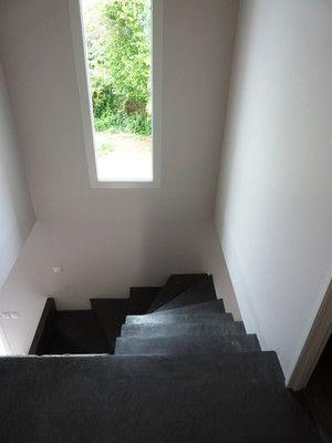 Habillage Escalier En Beton Cire Renovation Ancien Escalier En Beton