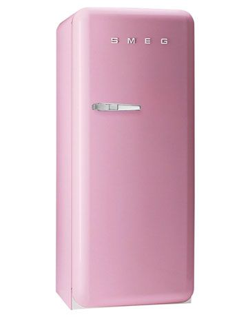 Vintage Colors And Styles Show Up Again In This Trend Smeg Fridge Takes The 50s Look Into A Modern Liance