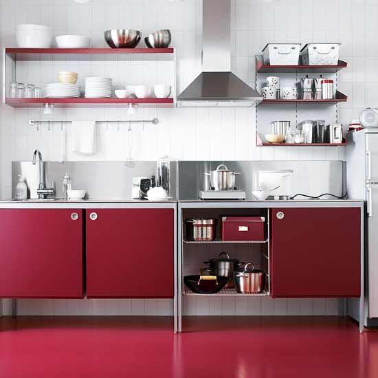 ikea #udden #kitchen | キッチン | Pinterest | Loft-küche, Küchen ...