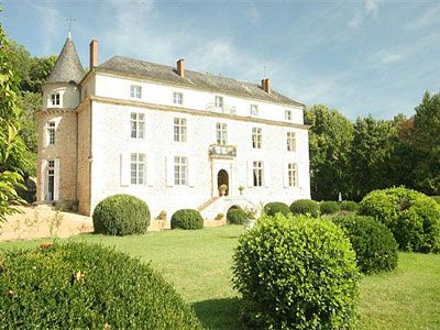 French Chateau For Sale In 24 Dordogne Aquitaine