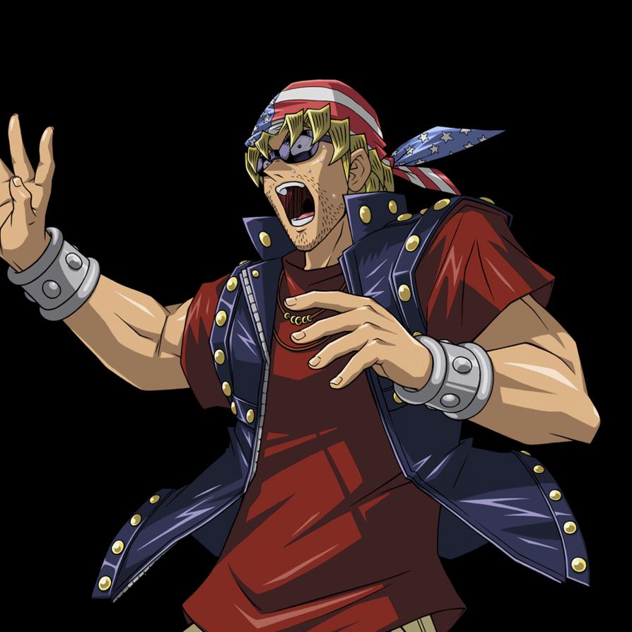 Bandit Keith render   Yu-Gi-Oh! Duel Links   Fictional