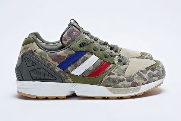 The A Bathing Ape x UNDFTD x adidas Consortium 2013 Spring/Summer Collection: TSAMFW #6 http://losperrosnobailan.blogspot.com/2013/04/these-shoes-are-made-for-walking-6.html?spref=tw