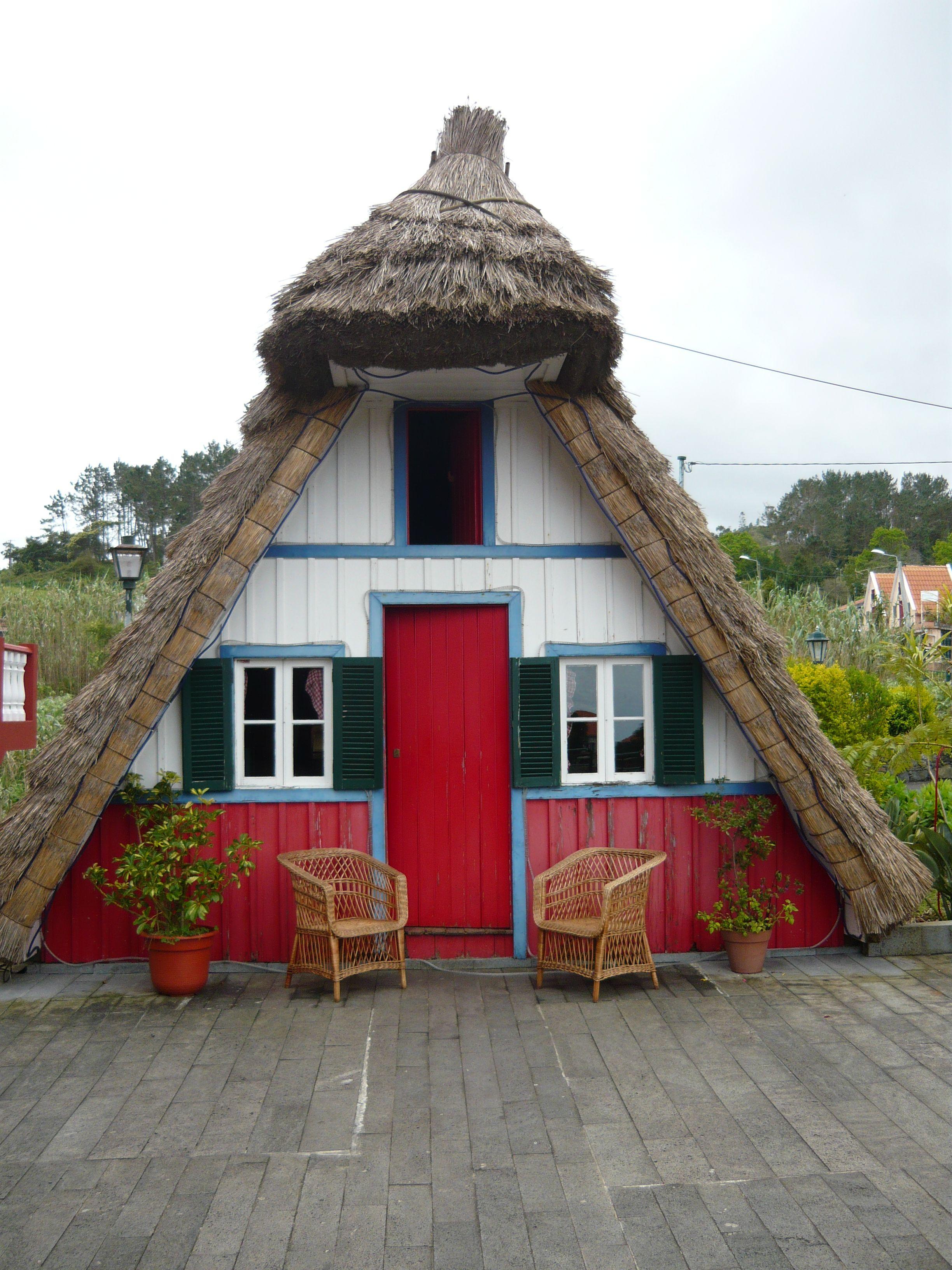 Carina Leal Casa de Santana, Madeira, Portugal http