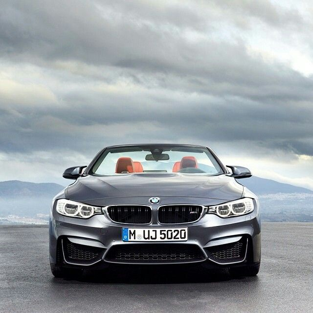 Bmw M4 Cabrio By Faisal Munir On CARS
