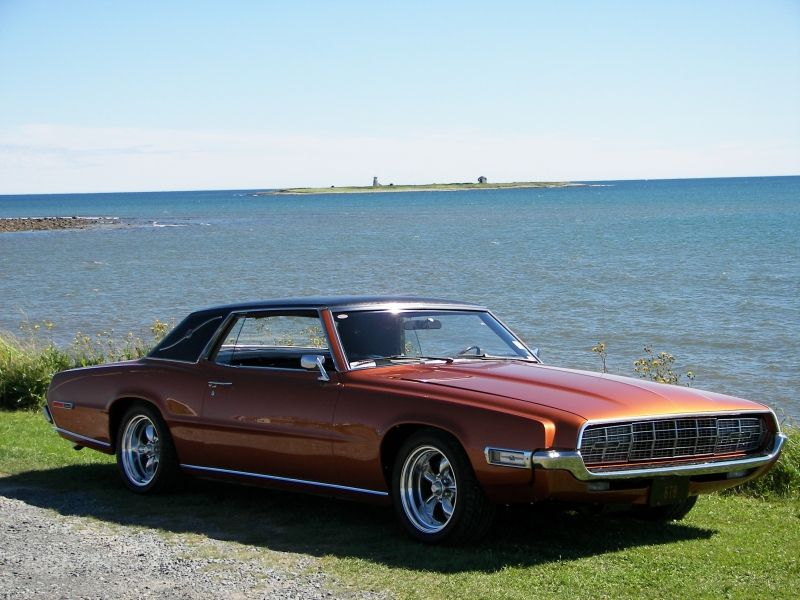 1968 Ford Thunderbird Cars And Catch All Pinterest Ford