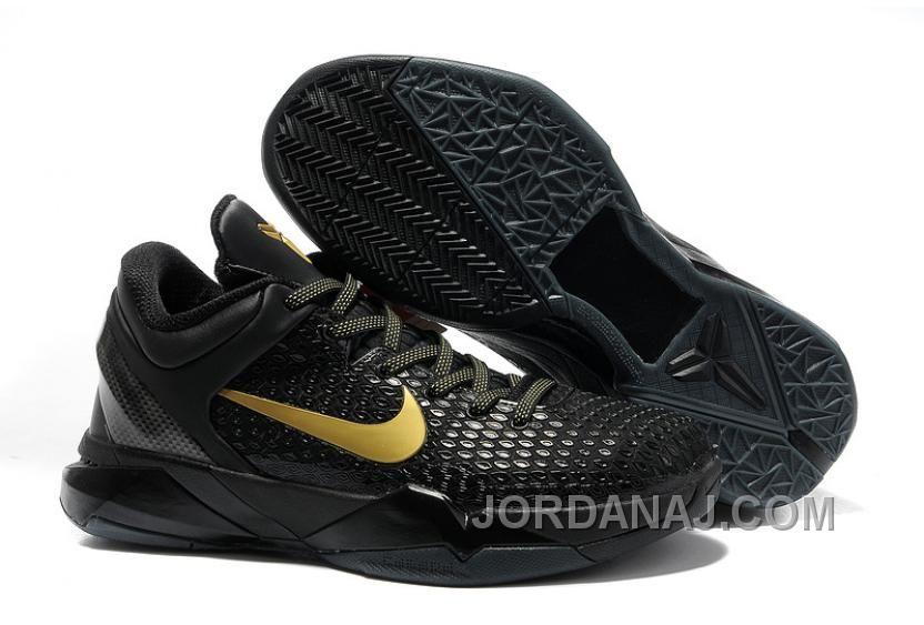 new product 9761a 7c17a http   www.jordanaj.com nike-zoom-kobe-bryant-7-generations-black-gold-nzh0588.html  NIKE ZOOM KOBE BRYANT 7 GENERATIONS BLACK GOLD NZH0588 ONLINE O  ...