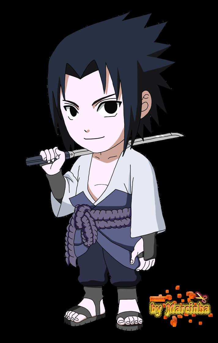 80+ Gambar Animasi Sasuke Terlihat Keren