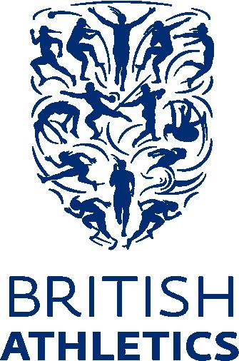 New Logo British Athletics Athletics Logo Uk Athletics Branding Design Logo