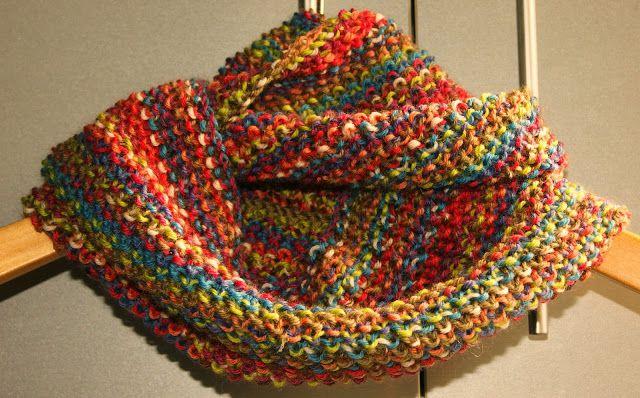 Patrón cuello de punto de Tiquimama | Knit / Tejer | Pinterest ...