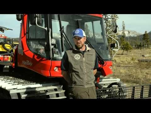 Behind the Scenes with Devil's Thumb--New Snow Cats