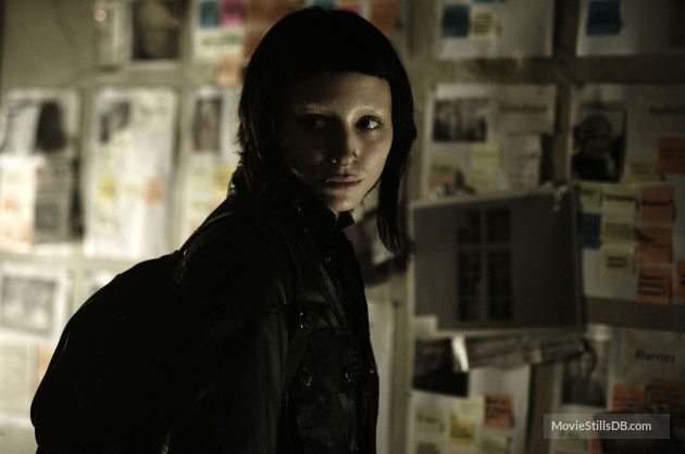The Girl with the Dragon Tattoo (2011) Rooney Mara