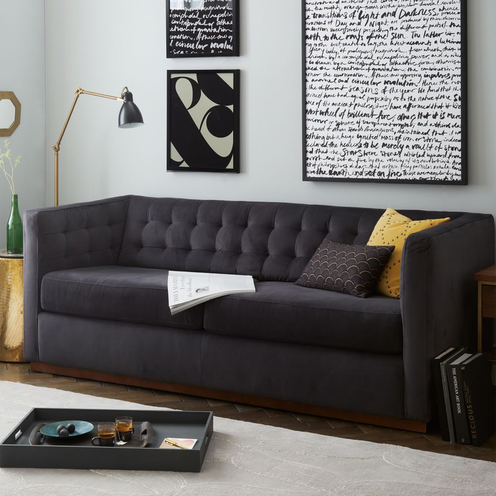 """Rochester Sofa (82"""") Contemporary living room couch"""