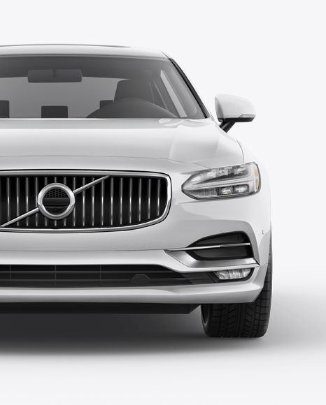 Download Volvo S90 Mockup Front View In Vehicle Mockups On Yellow Images Object Mockups In 2020 Mockup Psd Mockup Free Psd Mockup Free Download PSD Mockup Templates