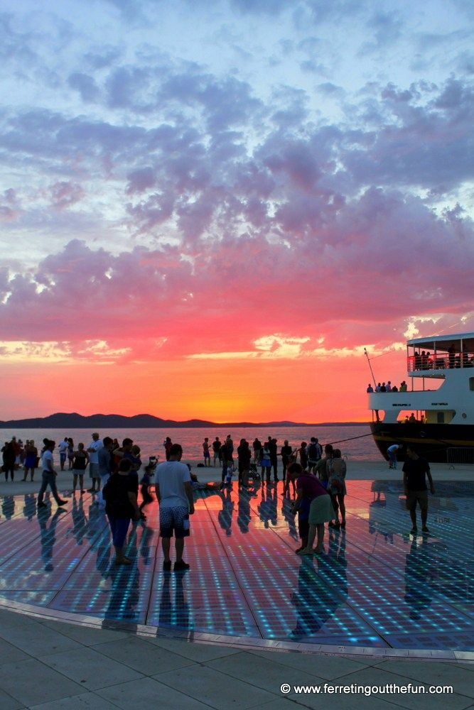 Fun And Interesting Things To Do In Zadar Croatia Croatia
