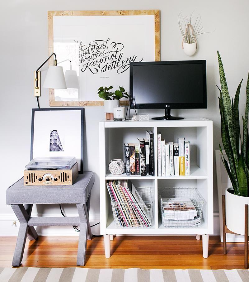 Lieblich Ikea Regale Kallax   55 Coole Einrichtungsideen Für Wohnliche Räume