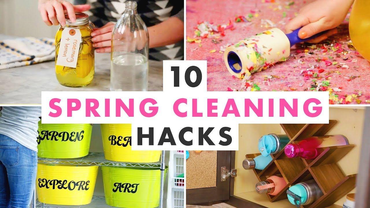 10 Spring Cleaning Hacks And Diys Hgtv Handmade