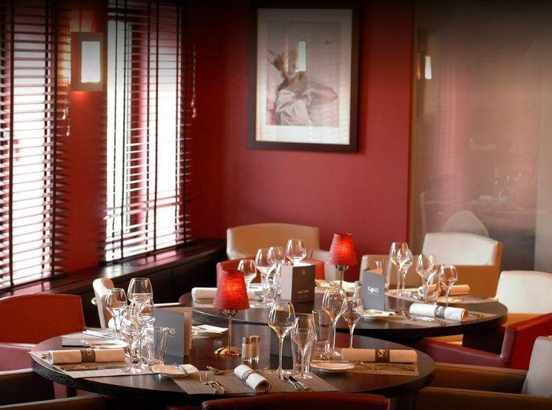 Restaurant Icones Hotel Martin S Brussels 80 Boulevard Charlemagne 1000 Bruxelles