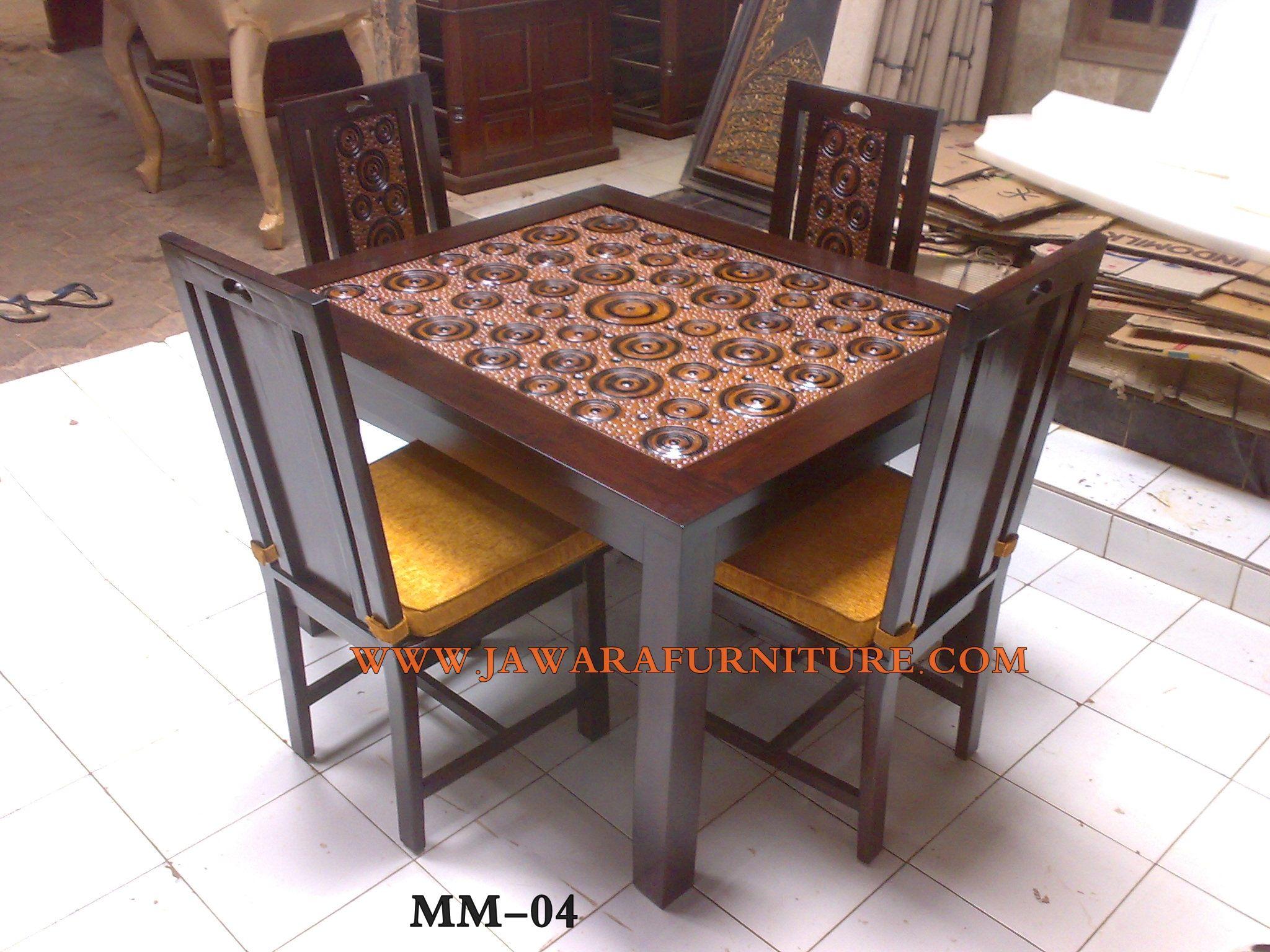 meja makan minimalis harga kursi model rattan furniture