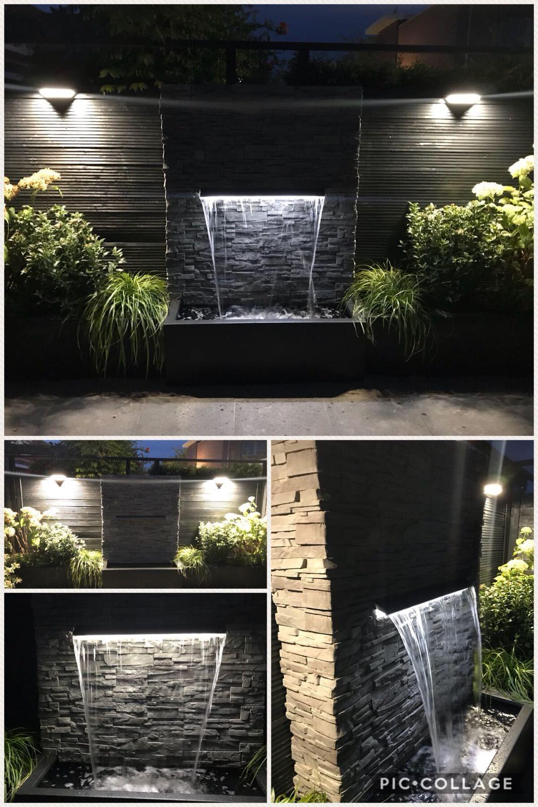 Garten #waterfeatures