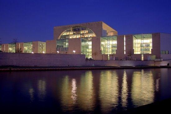 Berlino - Palazzo della Cancelleria