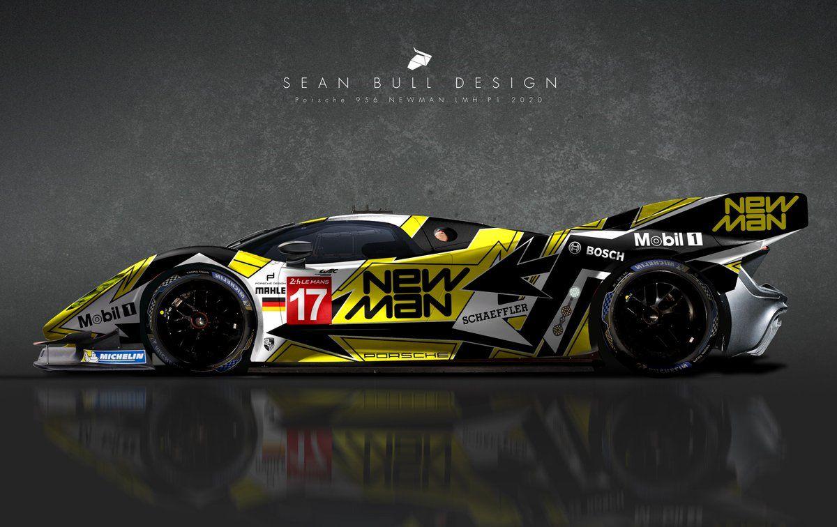 Newman Porsche 956 2020 Wec2020 Racing Car Design Best Car