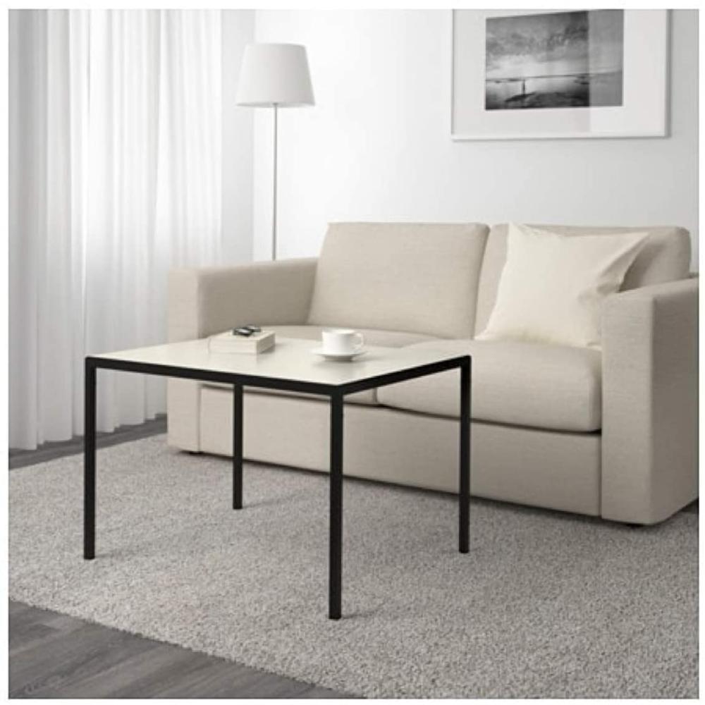 Amazon Com Ikea Nyboda Coffee Table W Reversible Table Top Black [ 1000 x 1000 Pixel ]