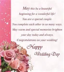 Wedding Congratulations Message 3