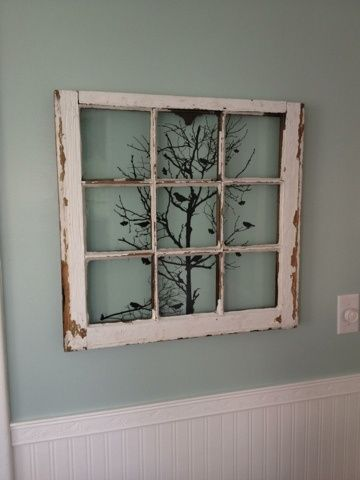 Decorating Ideas With Old Windows Window Decoration