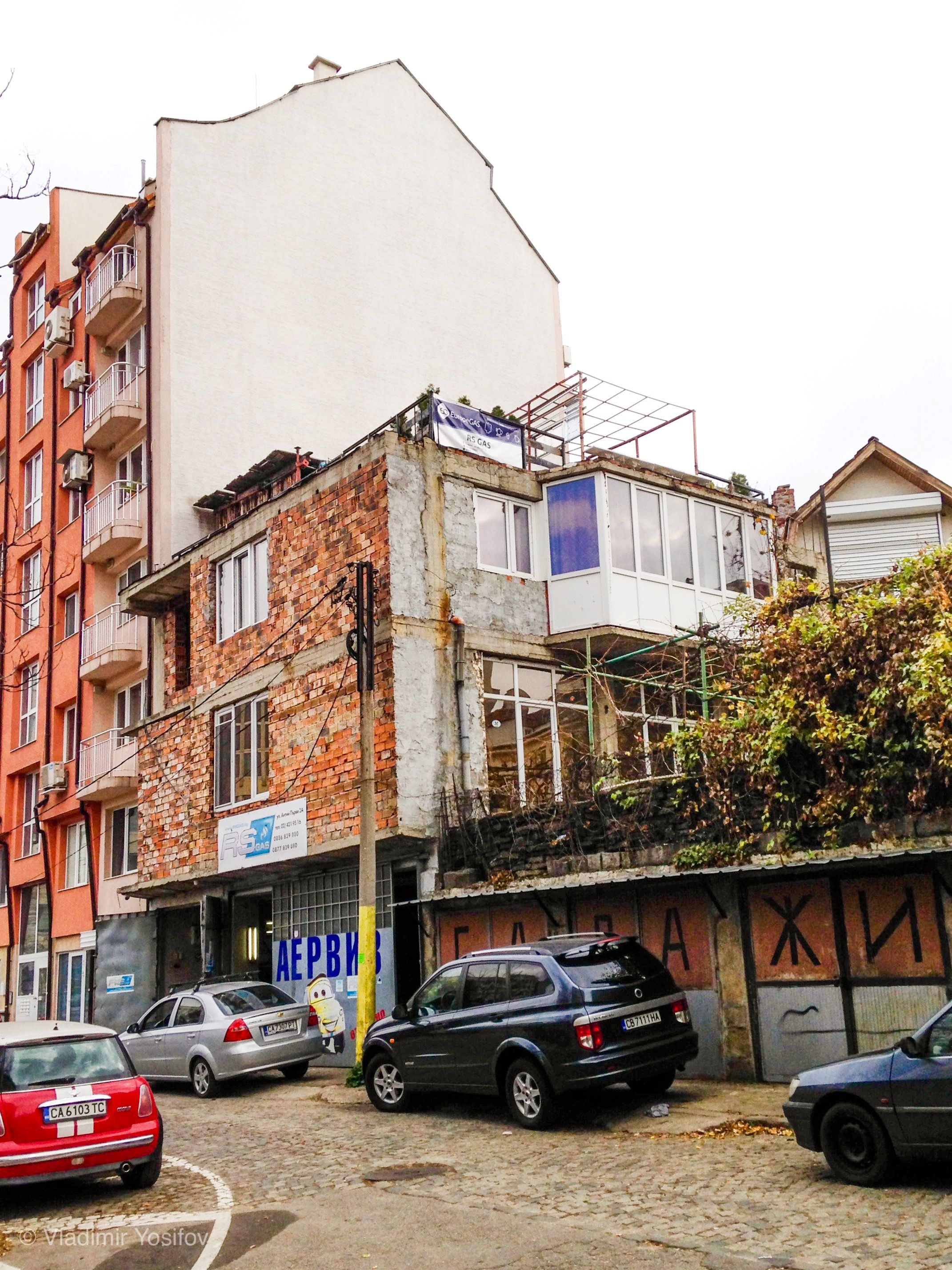 Rs Gas Service Ul Antim I Vi 2a Sofia Streetphotography