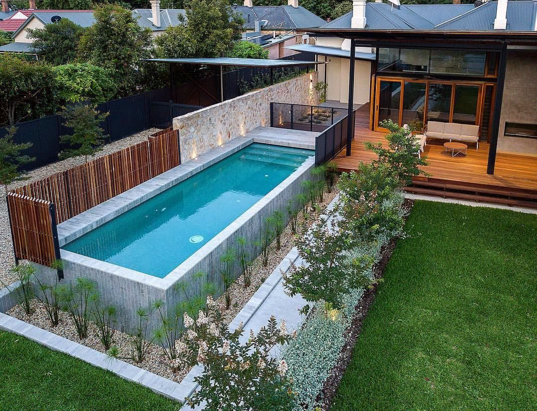 14 Amazing Backyard Pool Ideas Backyard Pool Landscaping Small