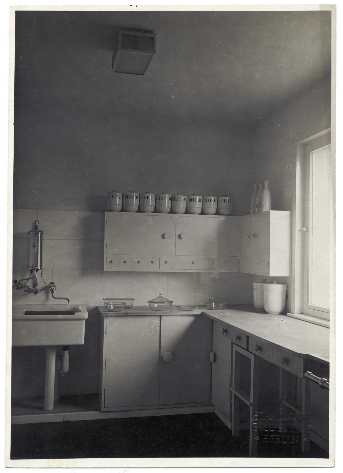 kitchen haus am horn weimar 1923 architecture georg muche kitchen design benita koch. Black Bedroom Furniture Sets. Home Design Ideas