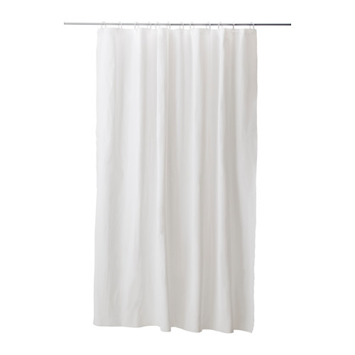 Eggegrund cortina ducha blanco duchas ikea y cortinas - Cortina ducha ikea ...