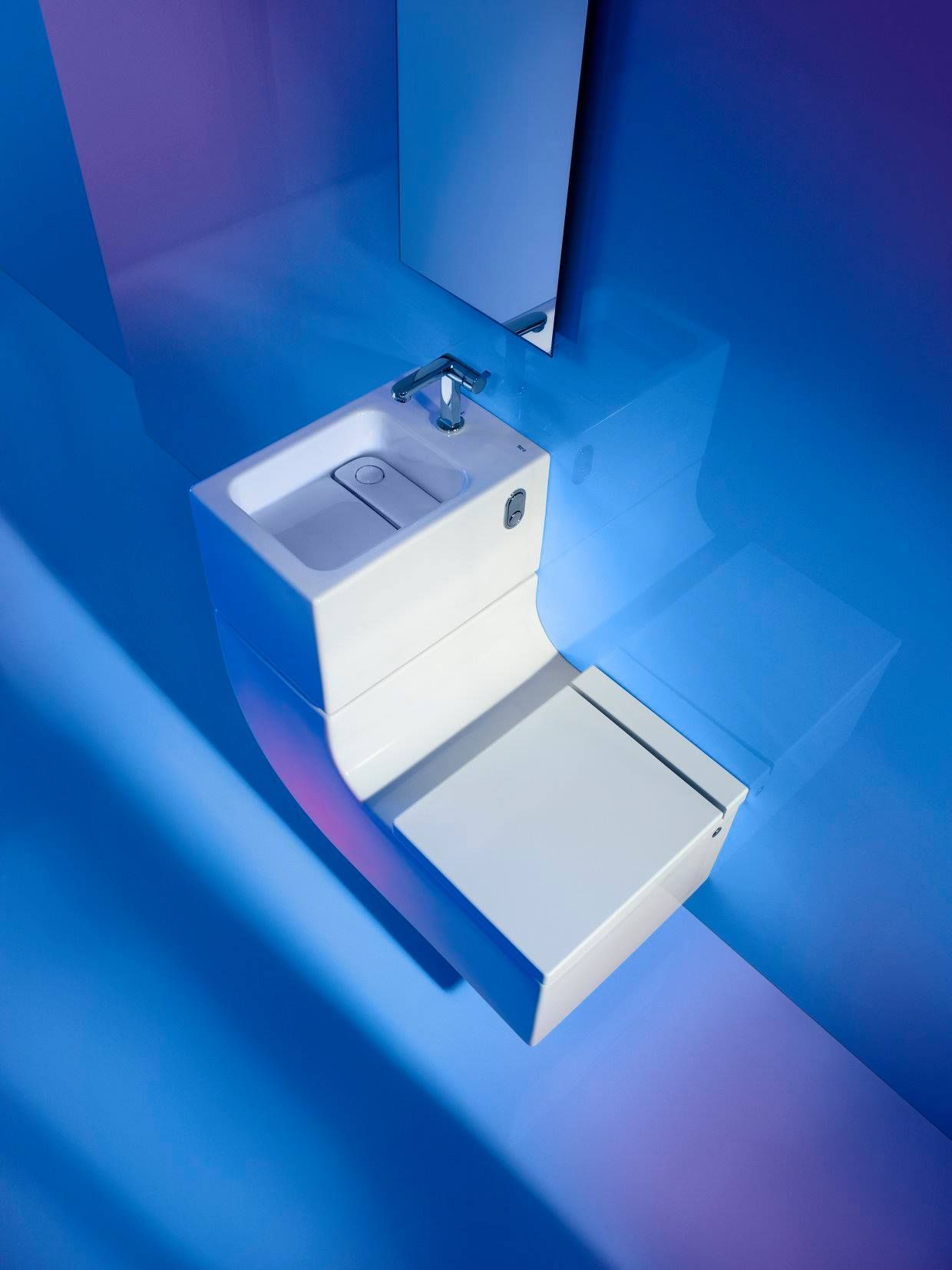 Cuvette Wc Suspendu Carre toiletteroca showroom david b paris toilette sanitaire