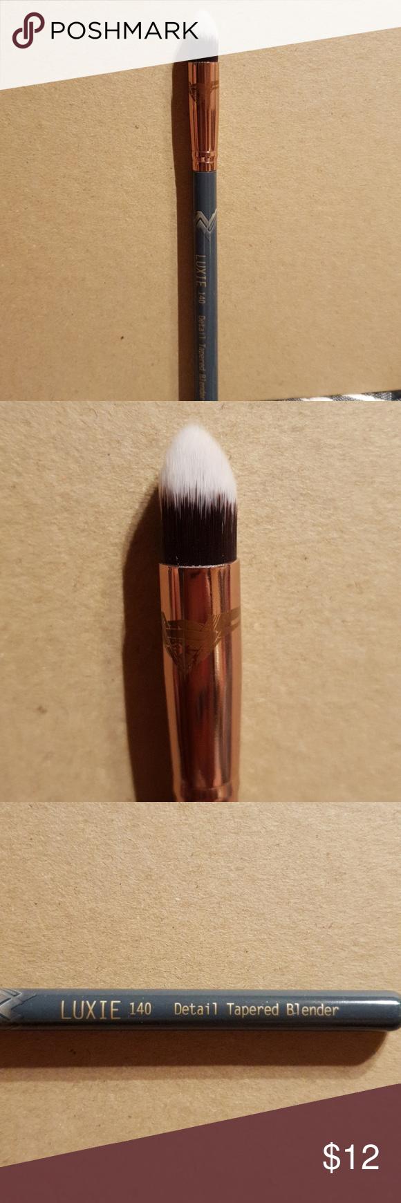 Luxie140 wonder woman detail tapered blender brush Brush