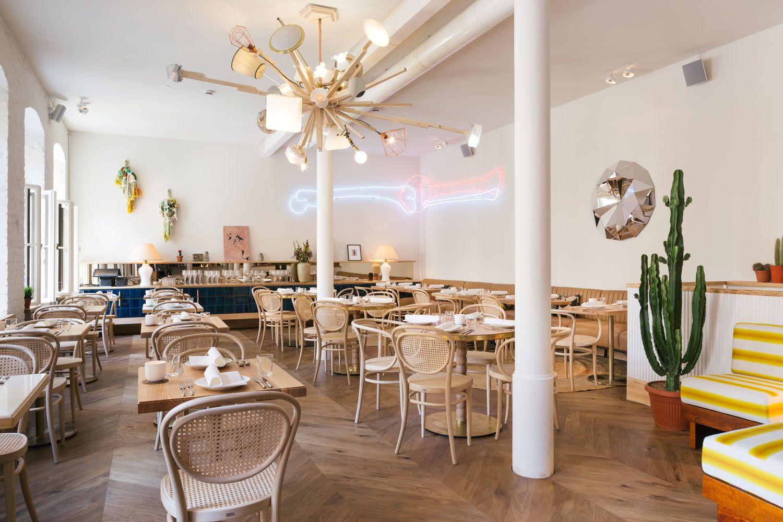 Panama Restaurant & Bar In Berlin  Restaurant Bar Bar And Entrancing Panama Dining Room Inspiration Design