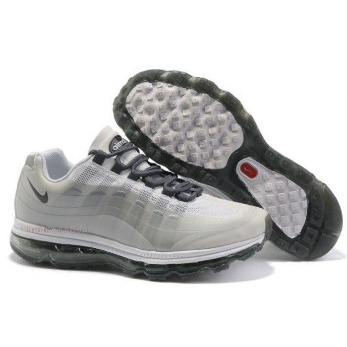 mens nike air max 95 360 grey for sale d24a7c70d
