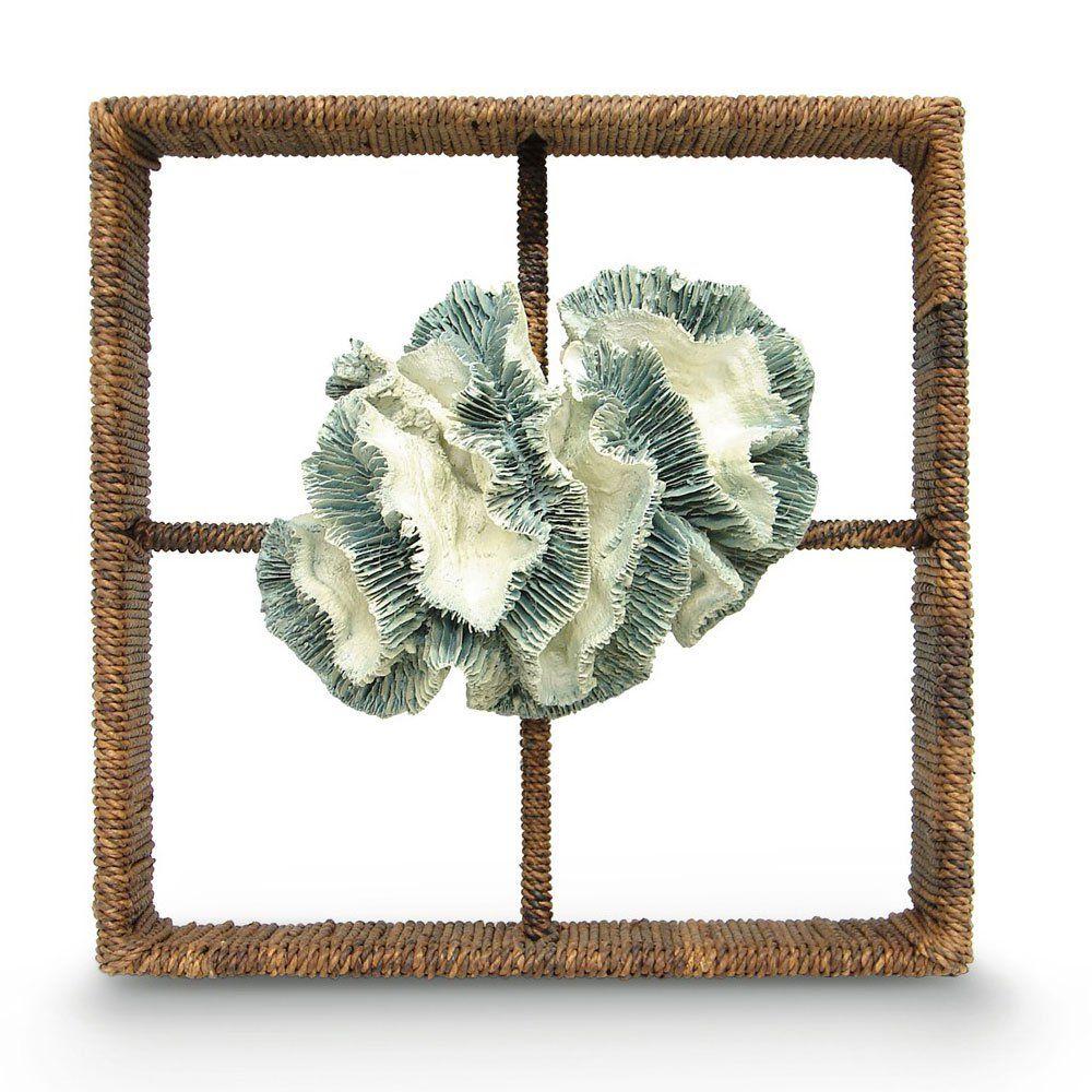 Palecek Broach Coral Shadow Box PK-1669-21 $217.80