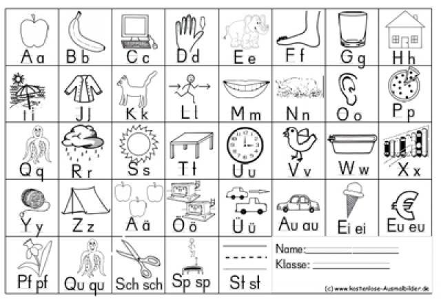 A B C Ausmalbilder Ausmalbilder Fur Kinder Schreiben Lernen
