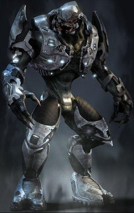 Halo wars covenant elite | alien | Pinterest | Jefe maestro, Halo y ...
