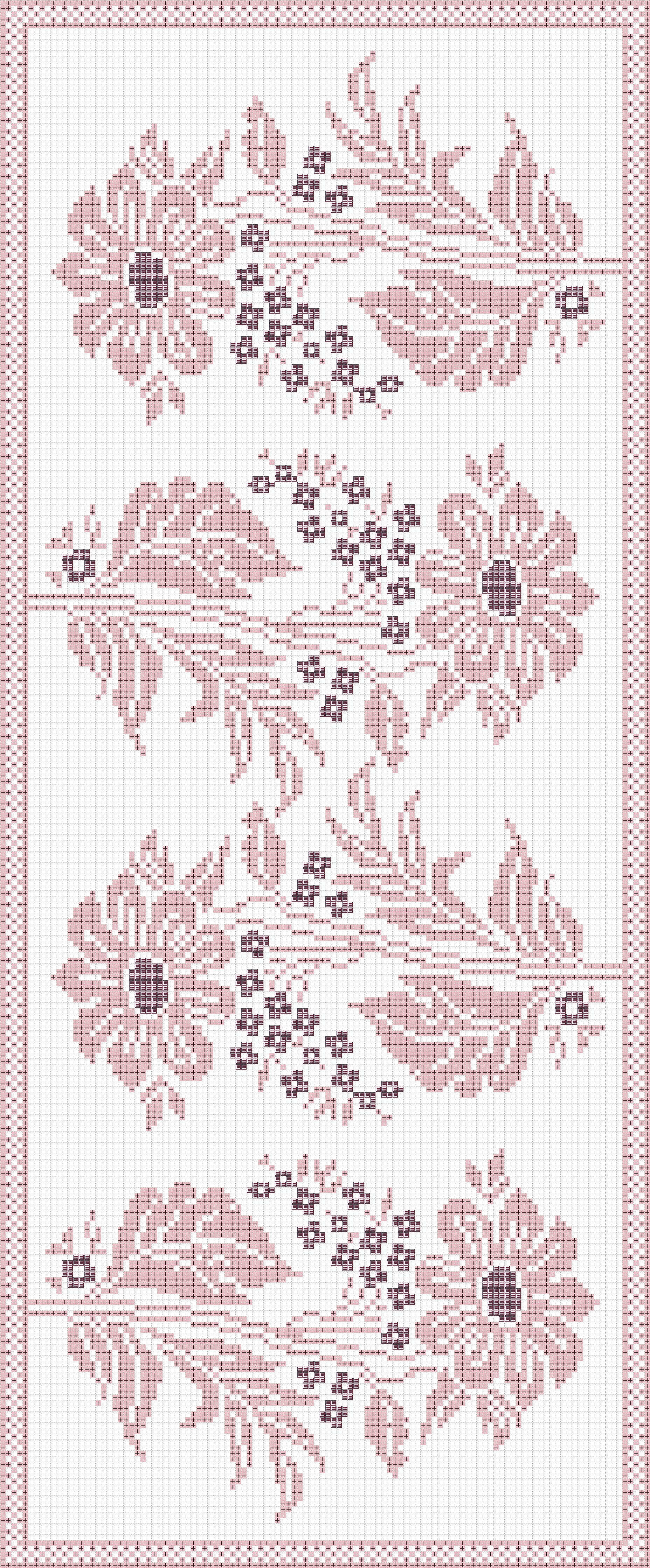 Pin de Davrose Austin en Cross stitch | Pinterest | Punto de cruz ...