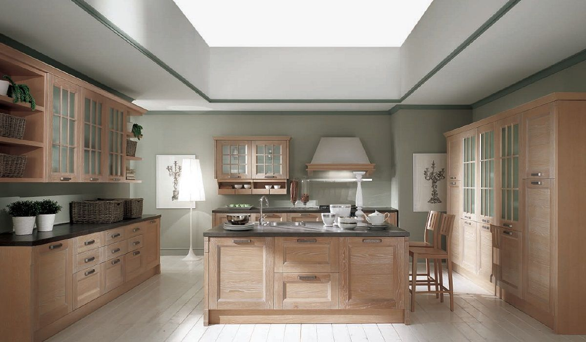 Cucinesse: #cucina classica ANGEL - Evoluzione di stile ...