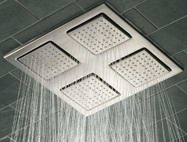 Kohleru0027s U0027WaterTileu0027   Shower In Style   Home Beautiful