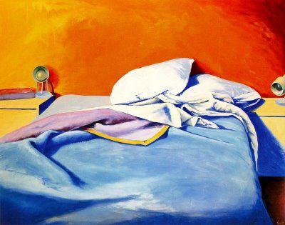 La cama. Urculo