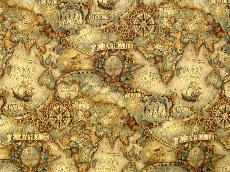 Pirate map wallpaper photo