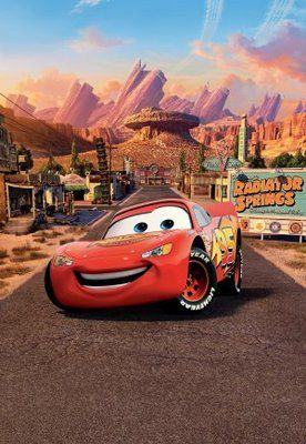 Cars 2006 Movie Poster Tshirt Mousepad Movieposters2